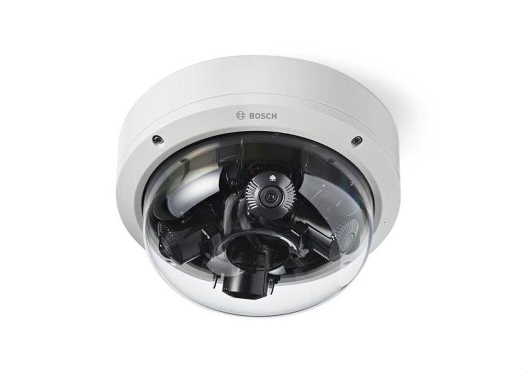 دوربین FLEXIDOME multi 7000i مجهز به سنسور تصویر چندگانه